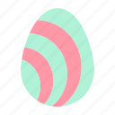 eastre, egg, nature, spring icon