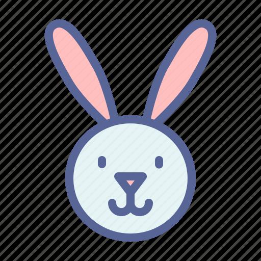 animal, bunny, cute, rabbit icon