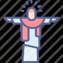 christ, easter, jesus, resurrect