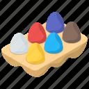 egg carton, egg packaging, eggs, eggs box, eggs tray