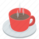coffee, coffee cup, hot tea, tea, tea cup icon
