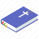 bible, christian book, divine book, holy bible, holy book icon