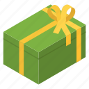 easter gift, easter present, gift, gift box, present box icon