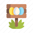 easter, egg, hunt, holiday