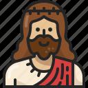 jesus, avatar, god, christianity, man, religion
