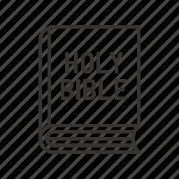 bible, book, holy, jesus, religion, religious icon