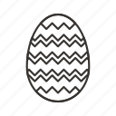 decoration, easter, egg, holiday, spring icon