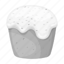 cake, cooking, dessert, easter, food, holiday, sweetness icon