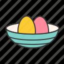 easter, egg, eggs, spring icon