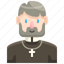 avatar, job, priest, profession, profile, romance, user