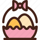 decoration, easter eggs, eggs icon