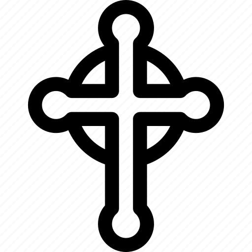 Christian, cross, religion icon - Download on Iconfinder