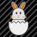 church, cristian, easter, eggs, rabbit, religion, religious
