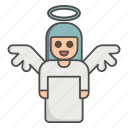 angel, building, church, cristian, easter, religion, religious