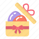 candies, candy, easter, easter day, sweet icon