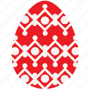 celebrate, decoration, easter, egg, food, holiday, ornament icon
