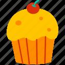 cupcake, cake, birthday, bakery
