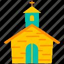 church, building, religion, catholic, landmark