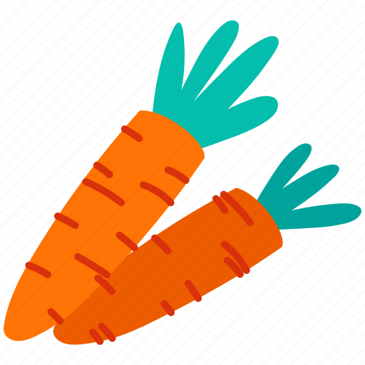 Carrot, food, vegetable, diet, organic icon - Download on Iconfinder