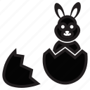 bunny, conejo, easter, magic, rabbit, wizard icon