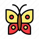 bug, butterfly, easter, insect icon
