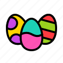 easter, egg, festival, food, holiday icon