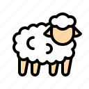 animal, easter, farm, sheep icon