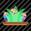 easter, egghunt, eggs, grass, sprint