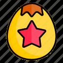 celebration, decoration, easter, egg, gift, holiday, present icon