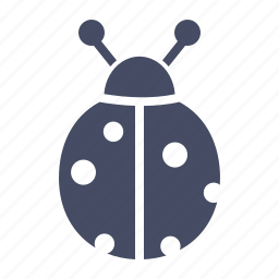 autumn, bug, easter, insect, ladybug, luck, spring icon