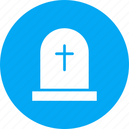 cemetery, easter, grave, graveyard, sepulchre, stone, tomb icon