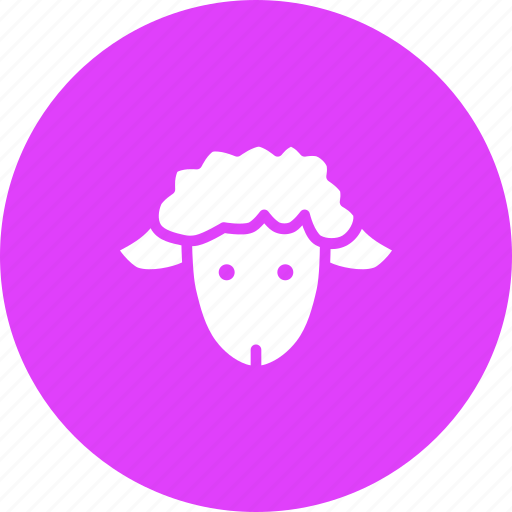 animal, cattle, cute, easter, kid, lamb, sheep icon