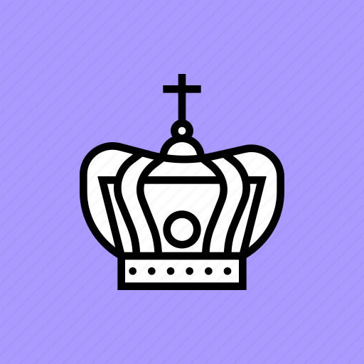 christ, crown, god, holy, jesus, king, royal icon