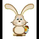 Happy Easter! EasterBunnyEGG
