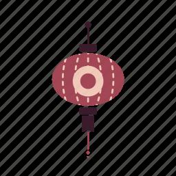 lamp, lantern, light, oriental, parks, torch icon