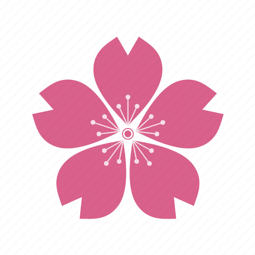 eco, ecology, flower, plant, sacura icon