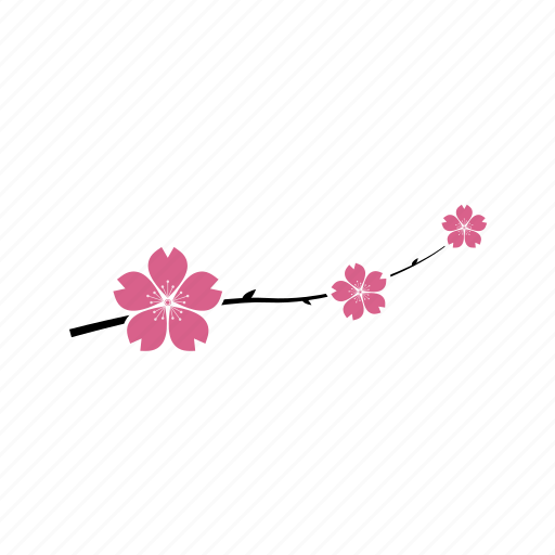 china, culture, east, eco, ecology, plant, sakura, sakuraculture icon