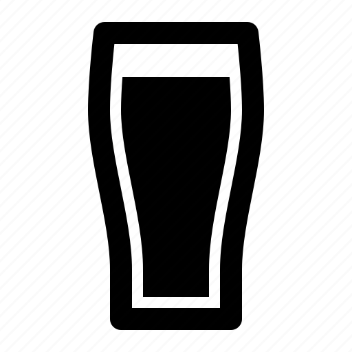 ale, bar, beer, glass, pint, pub, watchkit icon