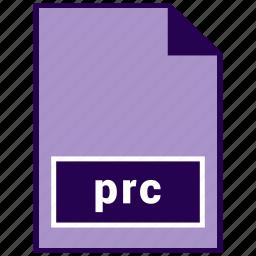 ebook file format, file format, prc icon