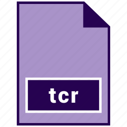 ebook file format, file format, tcr icon