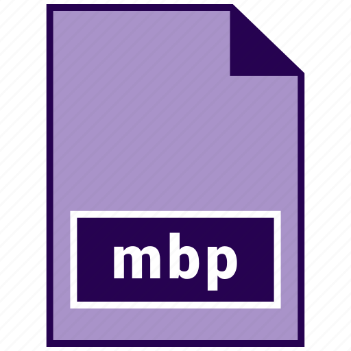 ebook file format, file format, mbp icon