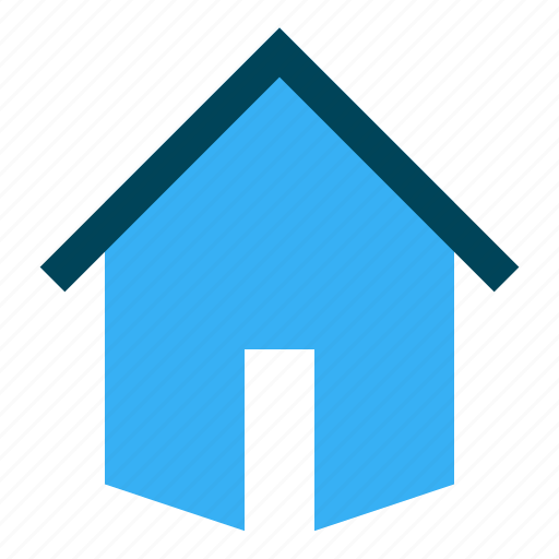 address, home, homepage, house, office icon