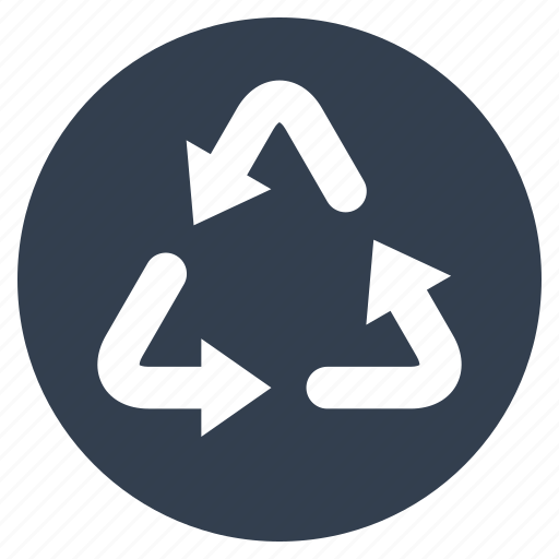 eco, ecology, envirnomental, nature, recycle, sign icon