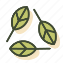 biodegradable, eco icon
