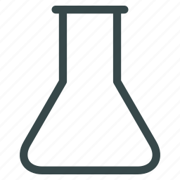 chemical, chemistry, container, flask, glass, laboratory, medical icon