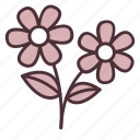 ecology, environment, flora, flower, green, nature, plants icon