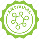 anti covid, antiviral, green, hygiene, label, soap, stop icon