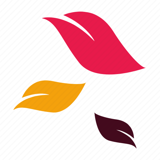 autumn, colorful, colourful, fall, falling leaves, leaves, october, thanksgiving icon