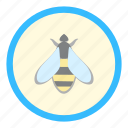 bee, health, honey, pollinate icon