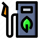 biofuel, ecology, nature, petrol icon